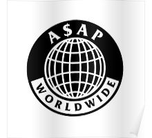 asap world wide Poster