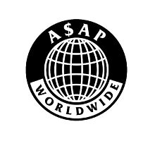 asap world wide Photographic Print