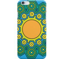 HexaBlue iPhone Case/Skin