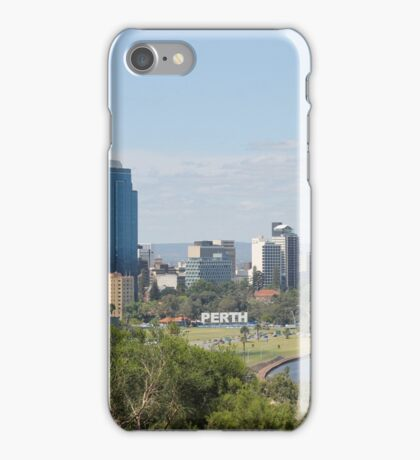 Perth Western Australia iPhone Case/Skin
