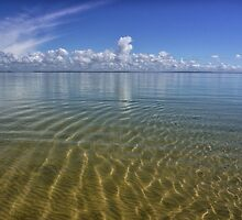 Underwater Ripples by Kristin Repsher