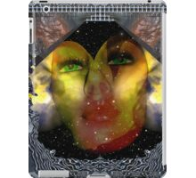 Take the dreams of peacefulness as arms against deceitfulness iPad Case/Skin