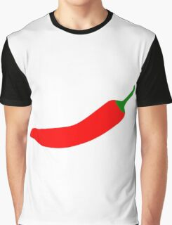 Chilli Pepper Graphic T-Shirt