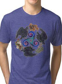 Raven Fey - Triskele Tri-blend T-Shirt