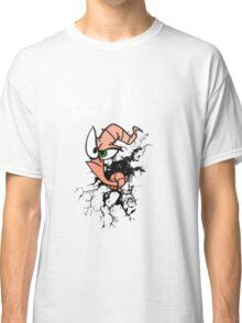 Earthworm jim...EAT DIRT!! Classic T-Shirt