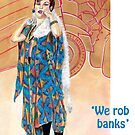'We Rob Banks,' Bonny and Clyde. by didielicious