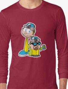 Breaking Dexter Long Sleeve T-Shirt