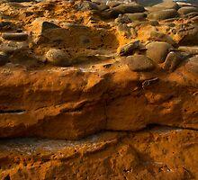 Honeycomb Rock by clickedbynic