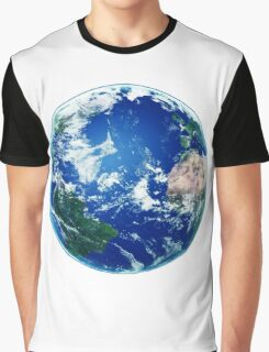 Earth - The Blue Planet Graphic T-Shirt