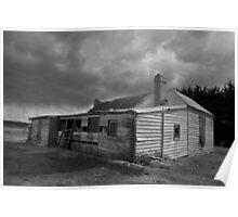 Forgotten - Midlands, Tasmania Poster