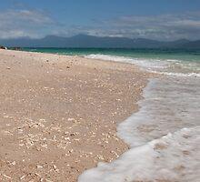 Nudey Beach by Kristin Repsher