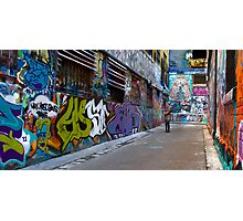 In Another World - Melbourne, Australia Photographic Print