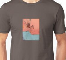 Salmon Sky Unisex T-Shirt