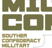 Milli-Com Sticker