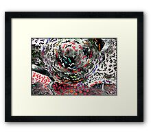 Colorful Nightmare Framed Print