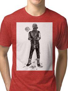 Dystopia 04 Tri-blend T-Shirt