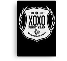 exo shield Canvas Print