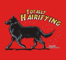 Belgian Sheepdog :: Totally Hairifying by offleashart