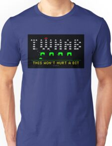 Space Invaders TWHAB Unisex T-Shirt