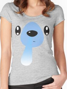 Pokemon - Cubchoo / Kumashun Women's Fitted Scoop T-Shirt