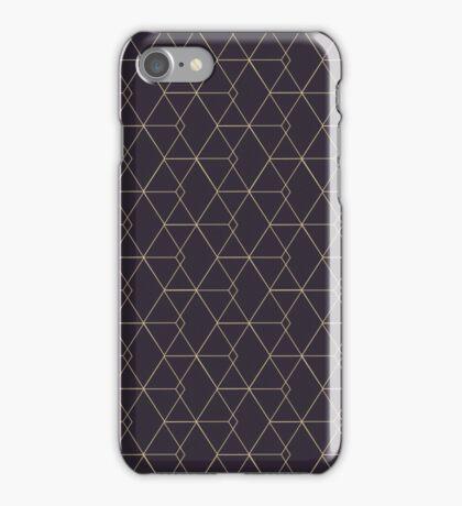 EXO EXODUS Gold + Dark Pattern iPhone Case/Skin