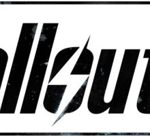 Fallout 4 Sticker