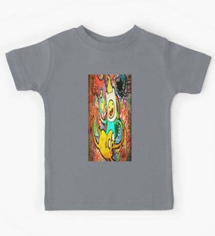 Adventure Time brush  Kids Tee