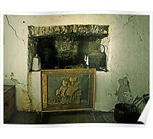 Modern 1800s Kitchen Poster