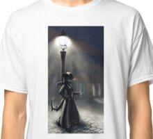Kept Waiting - 'Film Noir' Shark Classic T-Shirt
