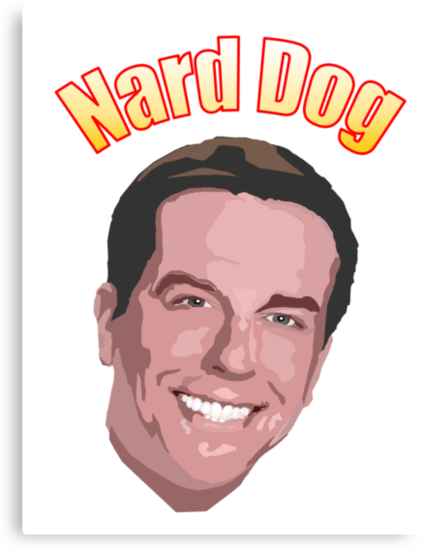 The Office - Nard Dog by bassdmk