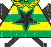 57th Overlanders Brigade Sticker