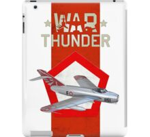 MiG-17 Indonesian Air Force Aerobatics iPad Case/Skin