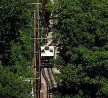 Incline Railway ~ Part Two by artisandelimage