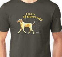 Yellow Lab :: Totally Hairifying Unisex T-Shirt