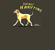 Yellow Lab :: Totally Hairifying Unisex T-Shirt
