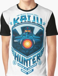 kaiju hunter Graphic T-Shirt