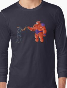 chappie and bymax Long Sleeve T-Shirt