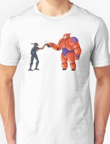 chappie and bymax T-Shirt