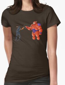 chappie and bymax Womens Fitted T-Shirt