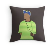 Fresh Prince of Bel-Air Throw Pillow