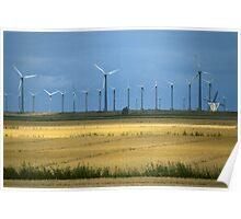 Eemshaven, Netherlands 2003 Poster