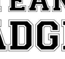 Team GADGET, life time member Sticker