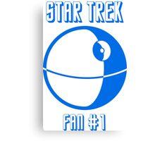 Star Trek Fan Canvas Print