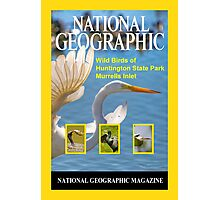 My National Geographic Rendition Photographic Print