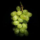 Green Grapes by ArtBee