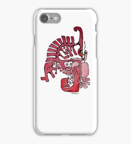 Be patien! its dangerous iPhone Case/Skin