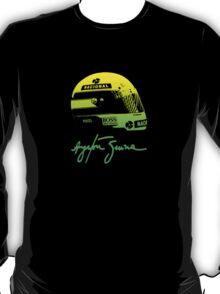 Senna Helmet T-Shirt