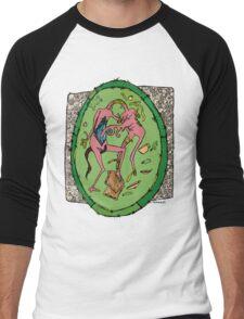 Unused Love part #2 Men's Baseball ¾ T-Shirt