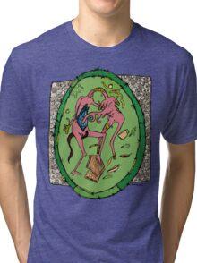 Unused Love part #2 Tri-blend T-Shirt