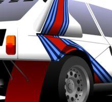 Delta S4 (car) Sticker